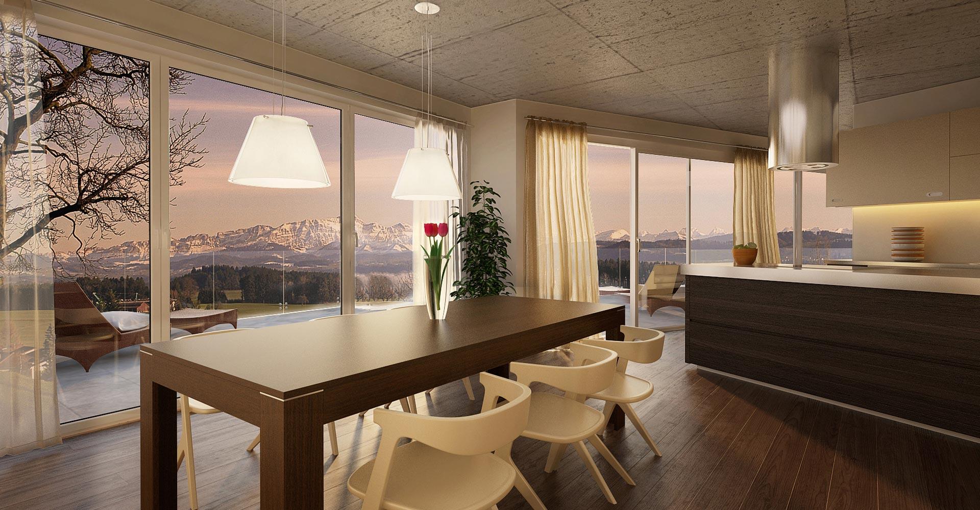 cloud7 zuzwil ihre neue wohnung kaufen n he wil st gallen. Black Bedroom Furniture Sets. Home Design Ideas